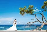 境外婚纱摄影+婚礼+蜜月一站式服务(地点任性选)