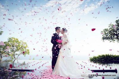 巴厘岛婚纱摄影